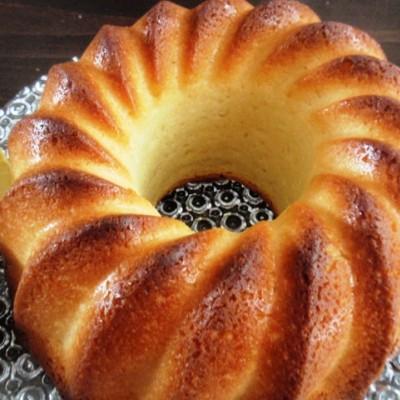 עוגת לימון ריחנית ומשגעת!
