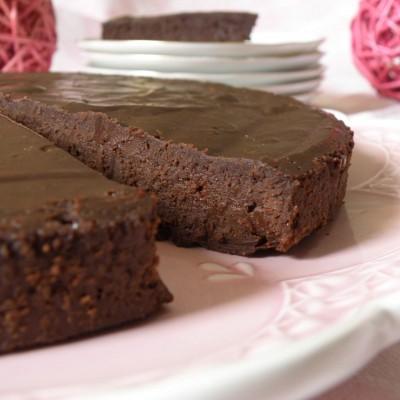 עוגת שוקולד מ-3 רכיבים