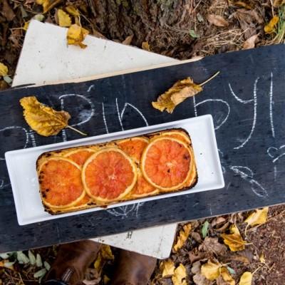 עוגת תפוזים פליאו ללא גלוטן