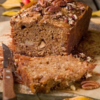 עוגת דבש ואגוזי פקאן