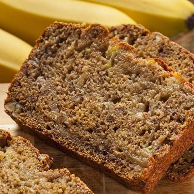 עוגת בננות וקוקוס