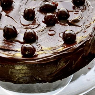 עוגת שוקולד עשירה בקערה אחת - לפסח!
