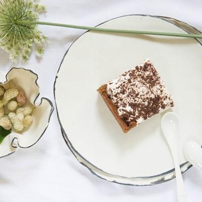 עוגת גבינה פליאו עם תחתית פקאן