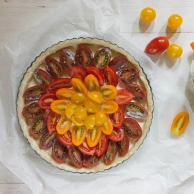 קיש עגבניות
