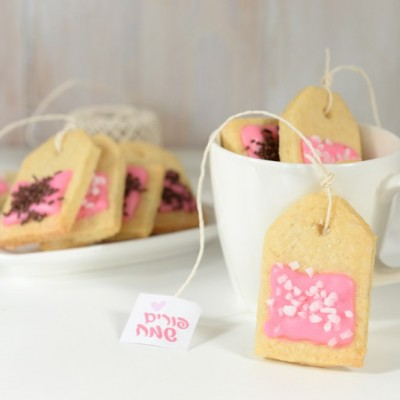 עוגיות תה מושלמות ליד הקפה