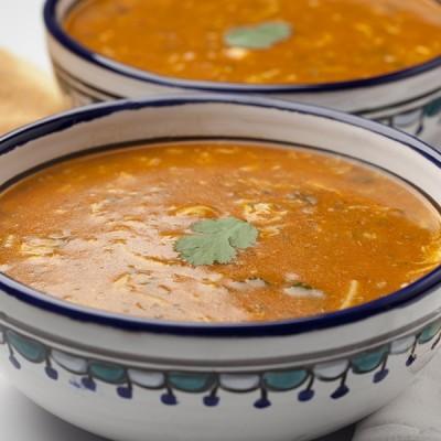 מרק חרירה מרוקאי