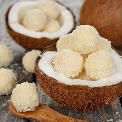ממתק קוקוס לבן