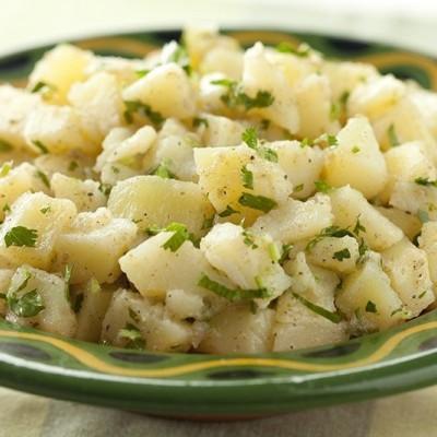 סלט תפוחי אדמה מרוקאי