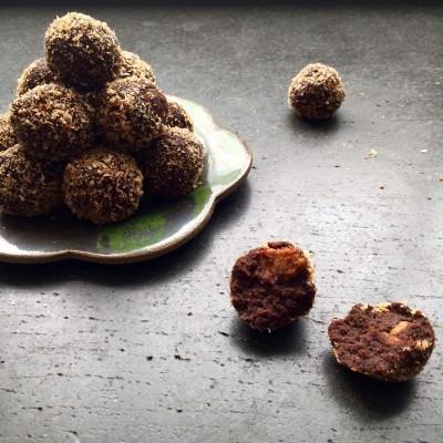כדורי שוקולד מופלאים