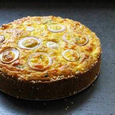 עוגת כרובית