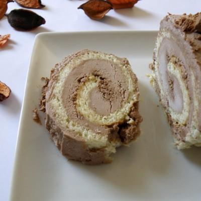 עוגת רולדת יולו