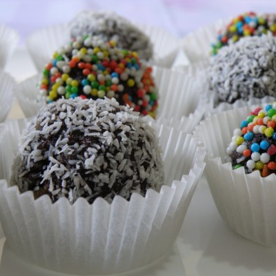 כדורי שוקולד משודרגים