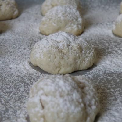 עוגיות גבינה עדינות