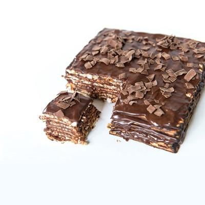 ♥ עוגת מצות שוקולד ♥