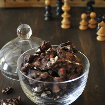 קינוח שוקולד פרווה