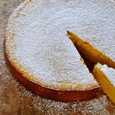 עוגת קלמנטינות ושקדים